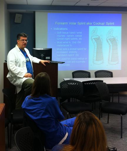 International Teaching Fellowship - University of Maryland